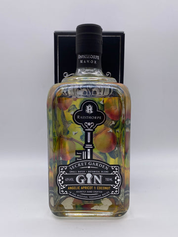 Raisthorpe Manor - Secret Garden Angelic Apricot & Coconut Gin 70cl