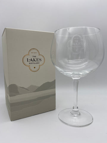 The Lakes Distillery - Copa Balloon Gin Glass