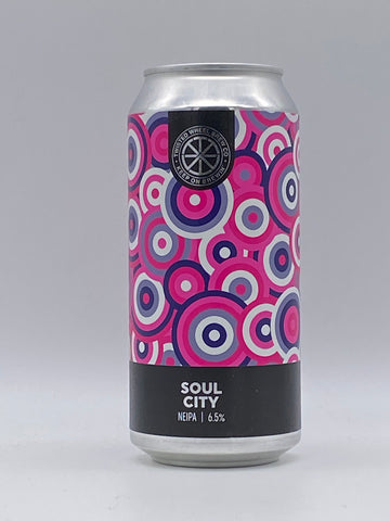 Twisted Wheel Brew Co. - Soul City