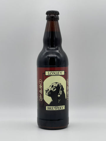 Loxley Brewery - Black Dog