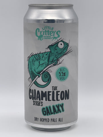 Little Critters Brewing Co. - Chameleon Galaxy