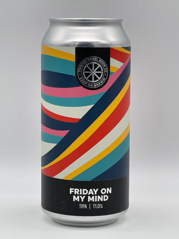 Twisted Wheel Brew Co. - Friday On My Mind