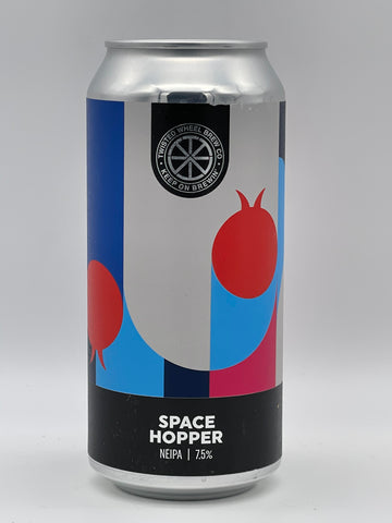 Twisted Wheel Brew Co. - Space Hopper