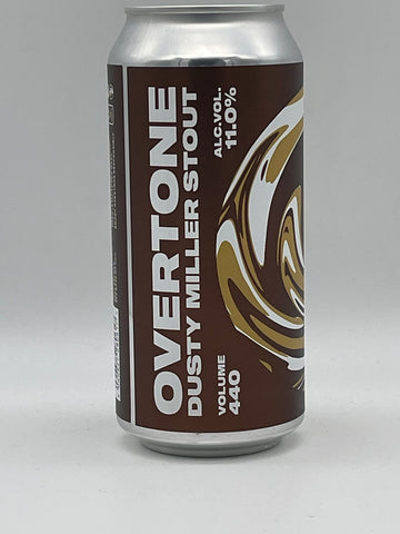Overtone Brewing - Dusty Miller Stout