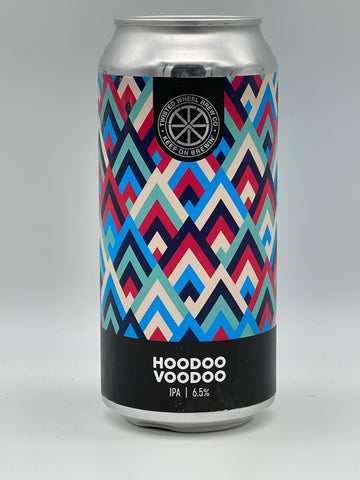 Twisted Wheel Brew Co. - Hoodoo Voodoo