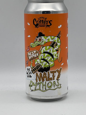 Little Critters Brewing Co. - Malty Python