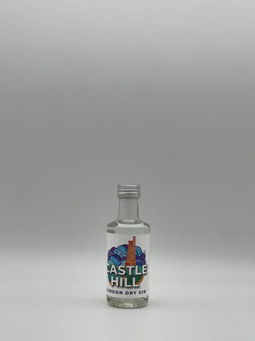 Castle Hill - London Dry Gin 5cl