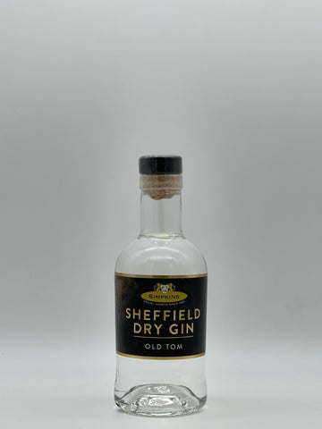 True North Brew Co - Sheffield Dry Gin Simpkins Old Tom 20cl