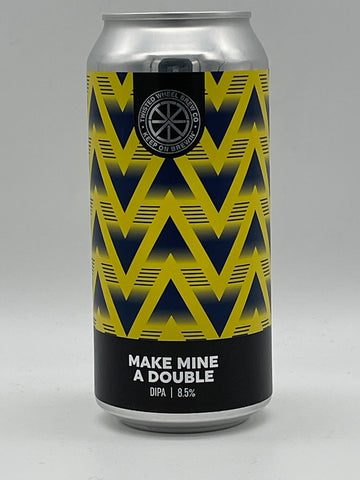 Twisted Wheel Brew Co. - Make Mine A Double