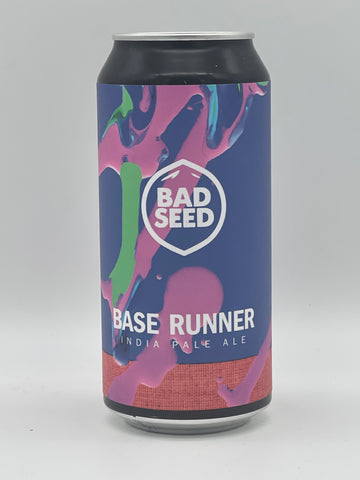 Bad Seed Brewery - Base Runner