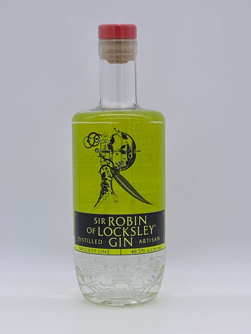 Locksley Distilling Co - Sir Robin of Locksley Dry Gin 70cl