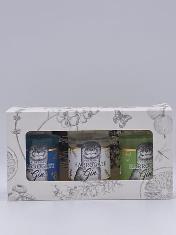 Harrogate Tipple - Gift Set 3x 5cl