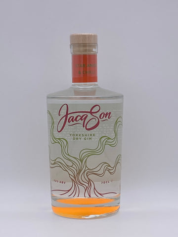 JacqSon - Star Anise & Chilli 70cl