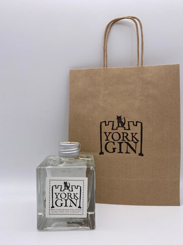 York Gin - London Dry 20cl