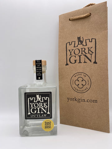 York Gin - Outlaw Gin 50cl