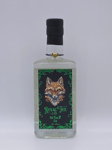Royal Fox (Harrison Distillery) - Old Tom 70cl