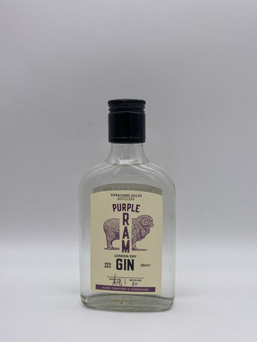 Yorkshire Dales - Purple Ram Gin 20cl