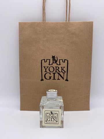 York Gin - London Dry 5cl