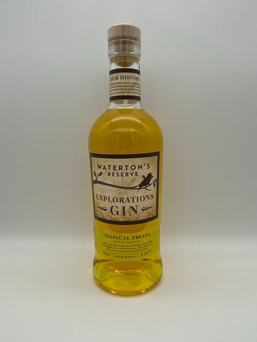 Waterton's Reserve - Explorations Tropical Fruits Tutti Frutti 70cl