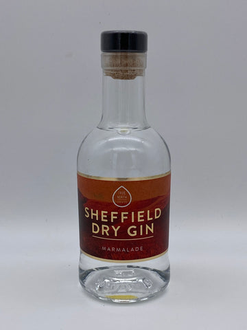 True North Brew Co - Sheffield Dry Gin Marmalade 20cl