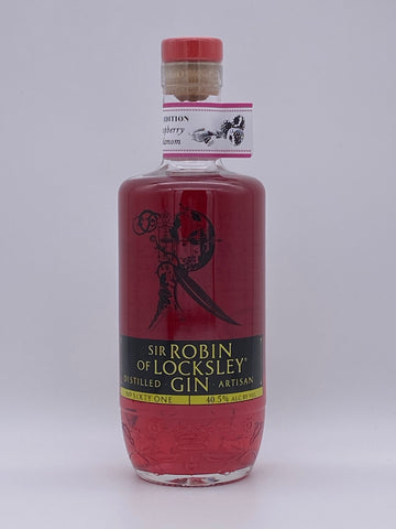 Locksley Distilling Co - Sir Robin of Locksley Real Raspberry & Cardamom 70cl