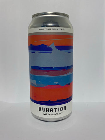 Duration Brewing - Sweeping Coast