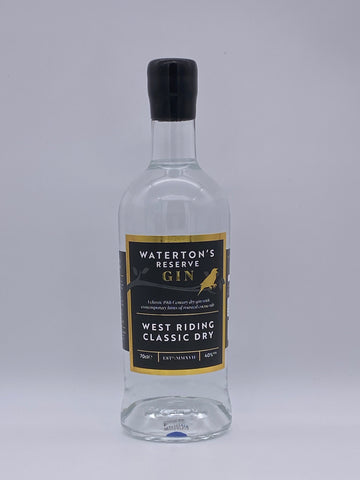 Waterton's Reserve - West Riding Classic Dry 70cl