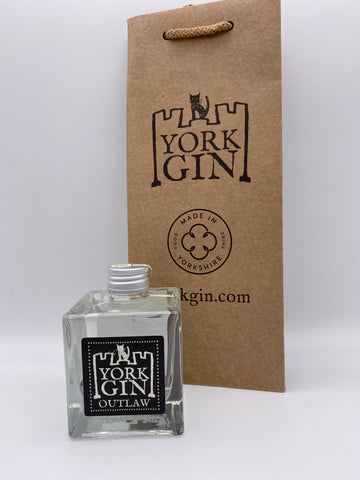York Gin - Outlaw Gin 20cl