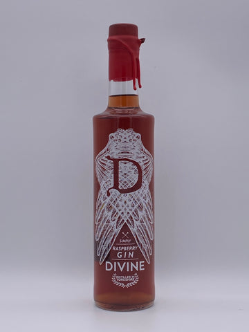 Divine Gin - Simply Raspberry 70cl