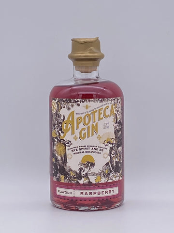Apoteca (Honey Spirits Co) - Raspberry Gin 50cl