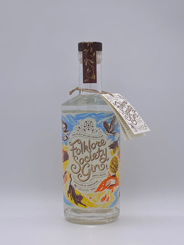 Folklore Society - Dry Gin 70cl