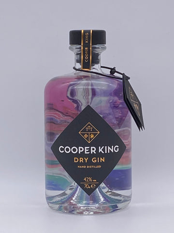 Cooper King - Dry Gin 70cl SPECIAL OFFER