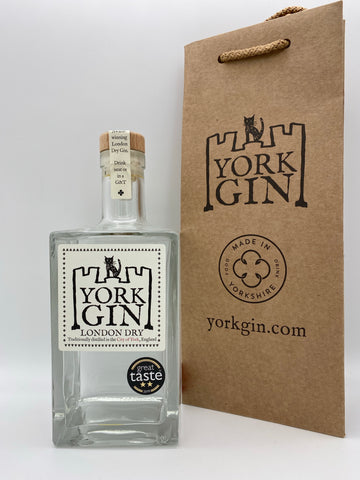 York Gin - London Dry 70cl