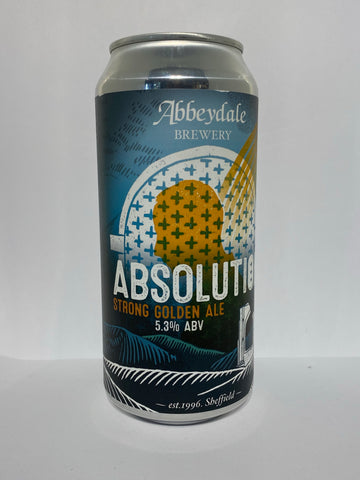 Abbeydale Brewery - Absolution