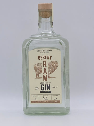 Yorkshire Dales - Desert Ram Gin 70cl