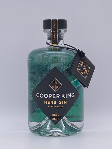 Cooper King - Herb Gin 70cl SPECIAL OFFER