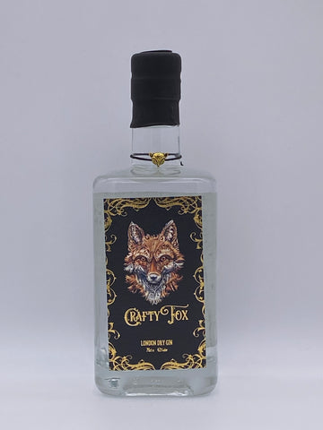 Royal Fox (Harrison Distillery) - London Dry 70cl