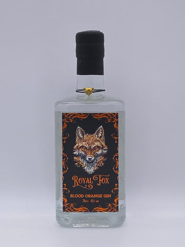 Royal Fox (Harrison Distillery) -Blood Orange Gin 70cl