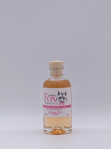 Northern Fox - Traditional Pink Gin 10cl
