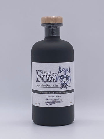 Northern Fox - Liquorice Root Gin 50cl