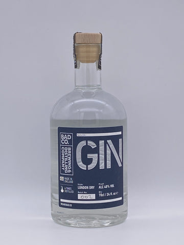 Bad Co - London Dry Gin Batch 001 70cl