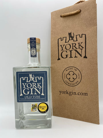 York Gin - Old Tom Gin 70cl