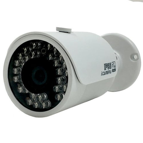 1.3MP Elite IP Bullet Camera with 3.6mm Lens and Aptina Sensor