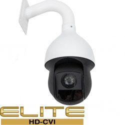 20X 2MP HDCVI Infrared PTZ Security Camera