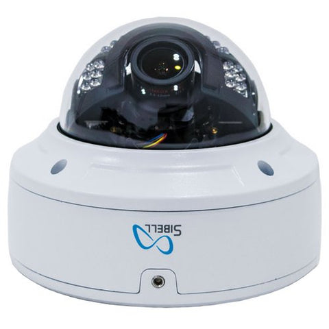 4MP Sibell IP IR Motorized Zoom Vandal Dome Camera