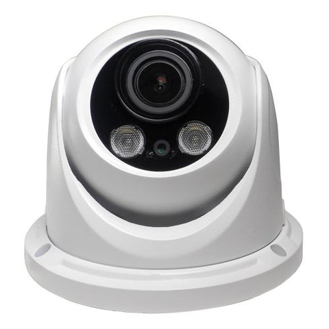 5MP Sibell IP IR Motorized Zoom Dome Camera with Audio