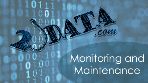 2JData Server Monitoring/Maintenance Services