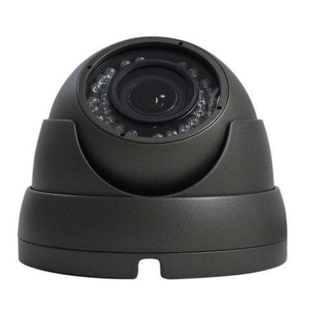 2MP Alliance 4-in-1 HD Over Coax Motorized IR Gray