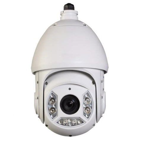30X Elite 2MP Starlight HDCVI Infrared PTZ Security Camera