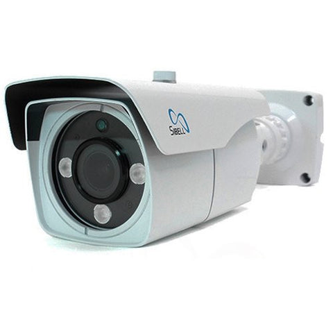 Sibell Series HD-TVI/HD-CVI, AHD, Analog 1080p Motorized Zoom HD IR Bullet